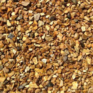 golden gravel