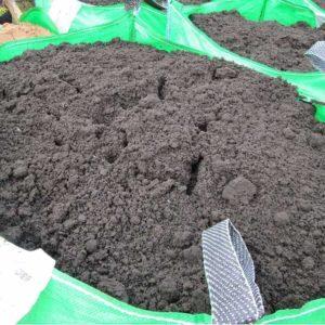 Bulk bag grade 1 topsoil