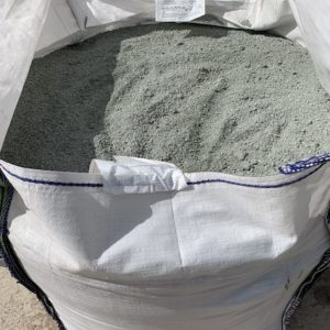 bulk bag of crushed granite dust
