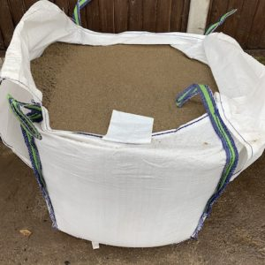 Bulk bag of grit sand